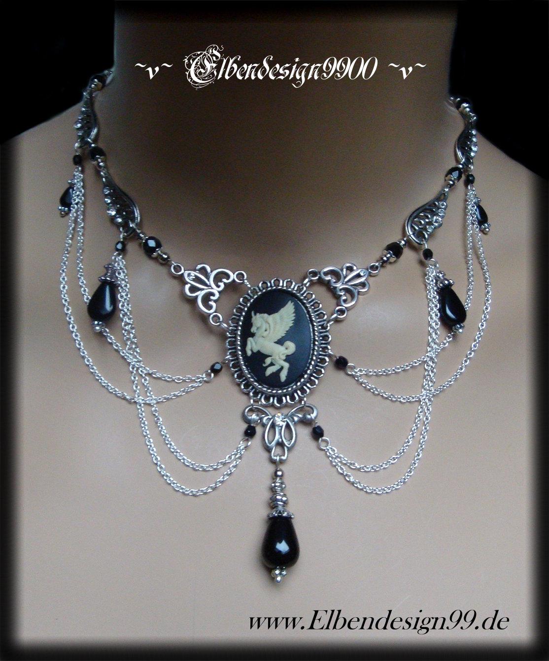 ^v^Stirnschmuck*Birdskull*Gothic*LARP*circlet*medieval*Tiara*pagan*Wicca*WGT^v^